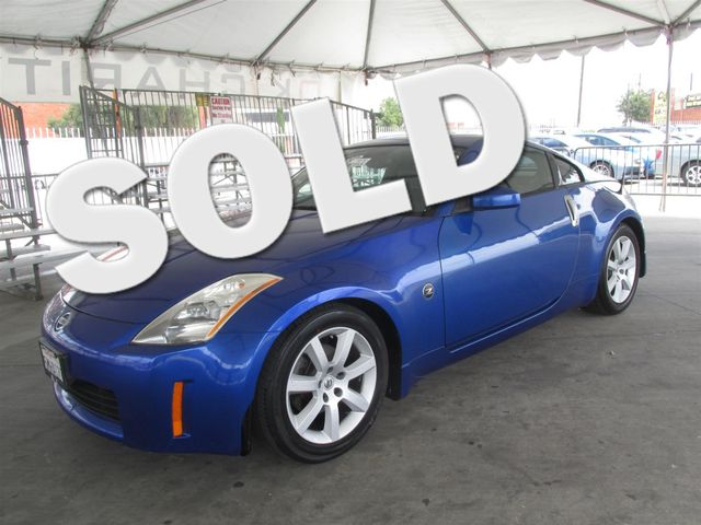 2005 Nissan 350Z Touring Please call or e-mail to check availability All of our vehicles are av