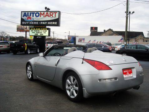 2005 Nissan 350Z Touring   Nashville, Tennessee   Auto Mart Used Cars Inc. in Nashville, Tennessee