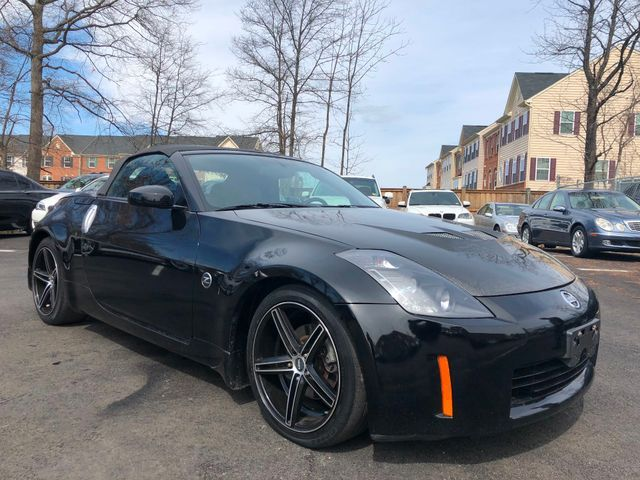 2005 Nissan 350Z Touring Sterling, Virginia 12
