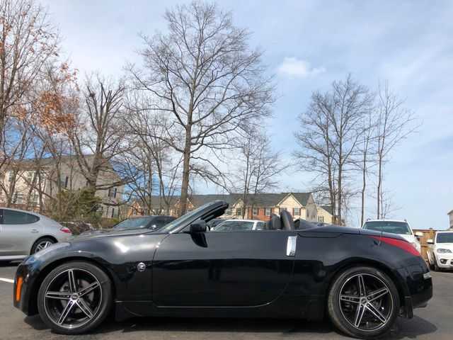 2005 Nissan 350Z Touring Sterling, Virginia 4