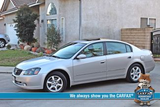 2005 Nissan ALTIMA 3.5 SL SEDAN LEATHER AUTOMATIC SERVICE RECORDS ALLOY WHLS SUNROOF Woodland Hills, CA
