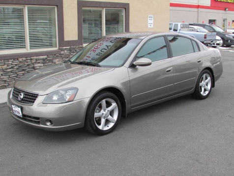 2005 Nissan Altima 3.5 SE in , Utah