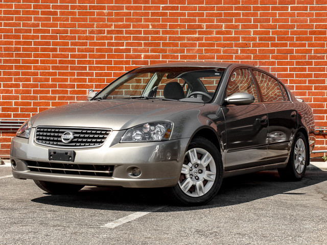 2005 Nissan Altima 2.5 S Burbank, CA 1
