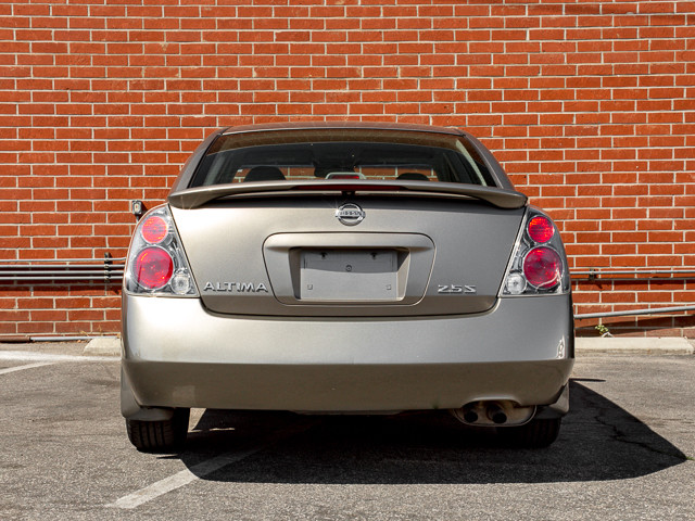 2005 Nissan Altima 2.5 S Burbank, CA 3