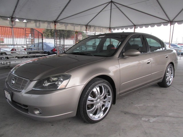 2005 Nissan Altima 25 S Please call or e-mail to check availability All of our vehicles are ava