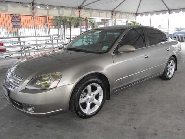 2005 Nissan Altima 35 SE Please call or e-mail to check availability All of our vehicles are av