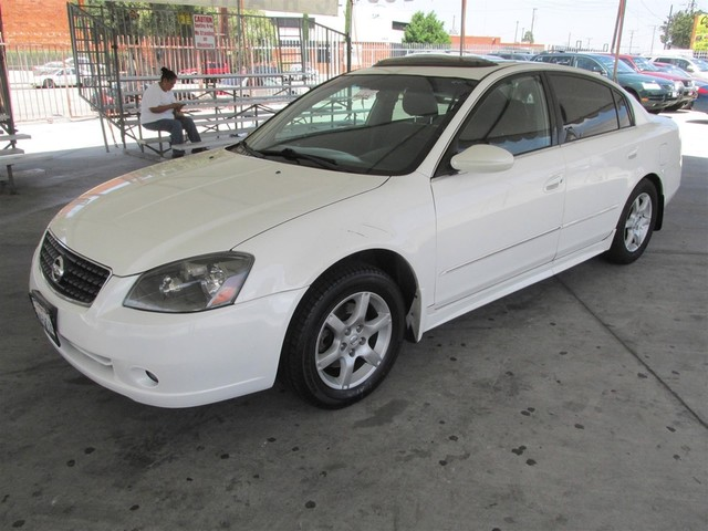 2005 Nissan Altima 25 SL Please call or e-mail to check availability All of our vehicles are a