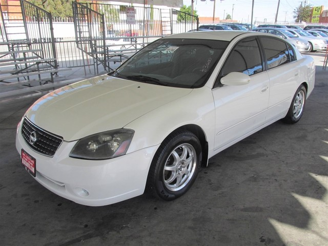 2005 Nissan Altima 25 S This particular vehicle has a SALVAGE title Please call or email to chec