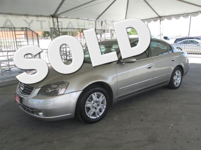 2005 Nissan Altima 25 S Please call or e-mail to check availability All of our vehicles are av