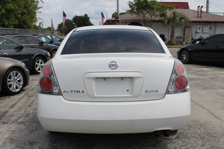 2005 Nissan Altima 2.5 S Hollywood, Florida 5