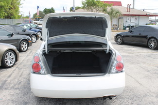 2005 Nissan Altima 2.5 S Hollywood, Florida 6
