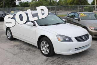 2005 Nissan Altima 2.5 S Hollywood, Florida