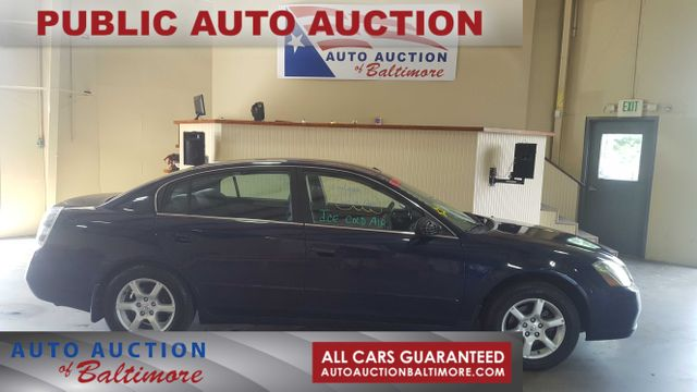2005 Nissan Altima 2.5 S | JOPPA, MD | Auto Auction of Baltimore  in JOPPA MD