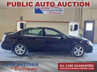 2005 Nissan Altima 3.5 SE | JOPPA, MD | Auto Auction of Baltimore  in Joppa MD