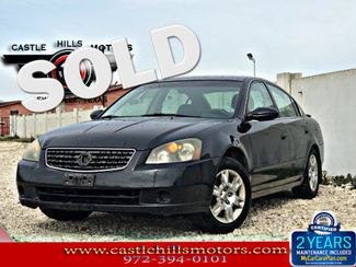 2005 Nissan Altima in Lewisville Texas