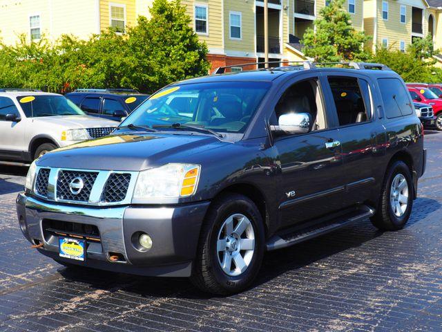 2005 Nissan Armada in Champaign Illinois