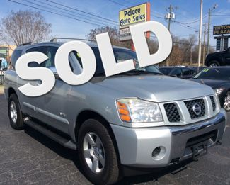 2005 Nissan Armada SE  city NC  Palace Auto Sales   in Charlotte, NC