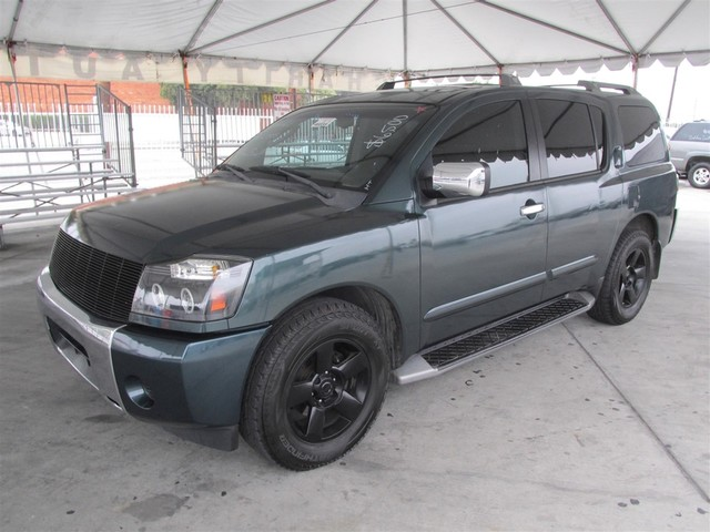 2005 Nissan Armada SE Please call or e-mail to check availability All of our vehicles are avail