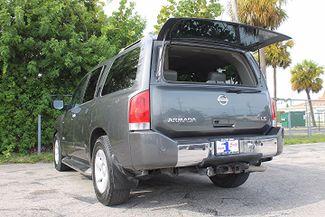 2005 Nissan Armada LE Hollywood, Florida 44