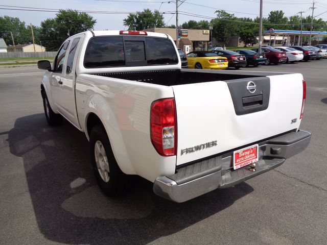2005 Nissan Frontier SE  city NY  Barrys Auto Center  in Brockport, NY