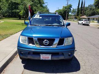 2005 Nissan Frontier LE Chico, CA 1