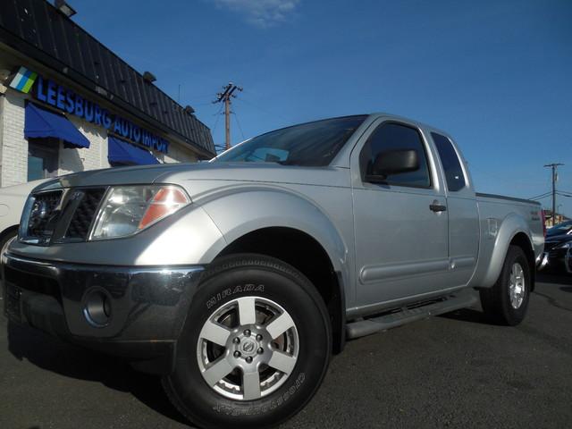 2005 Nissan Frontier Leesburg, Virginia 0