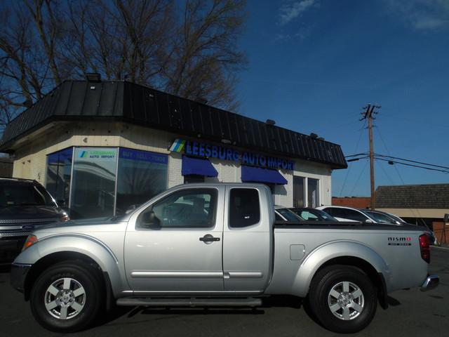 2005 Nissan Frontier Leesburg, Virginia 5