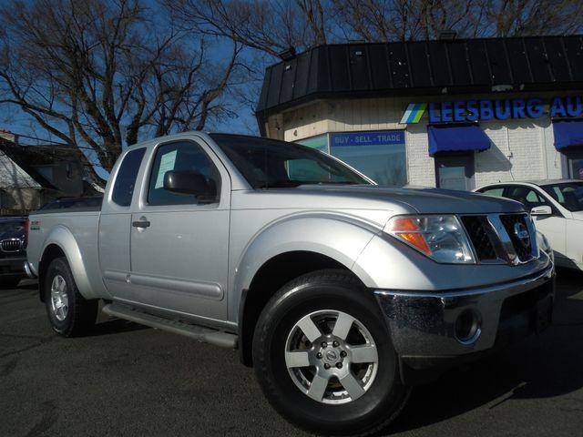 2005 Nissan Frontier Leesburg, Virginia 1