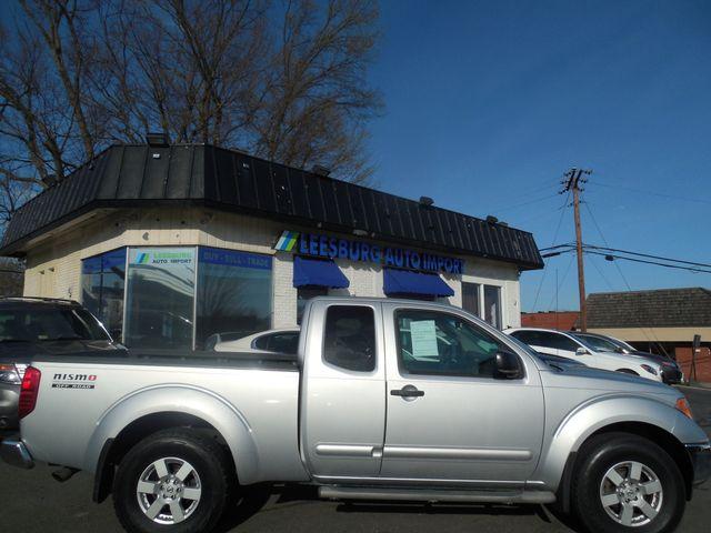 2005 Nissan Frontier Leesburg, Virginia 4