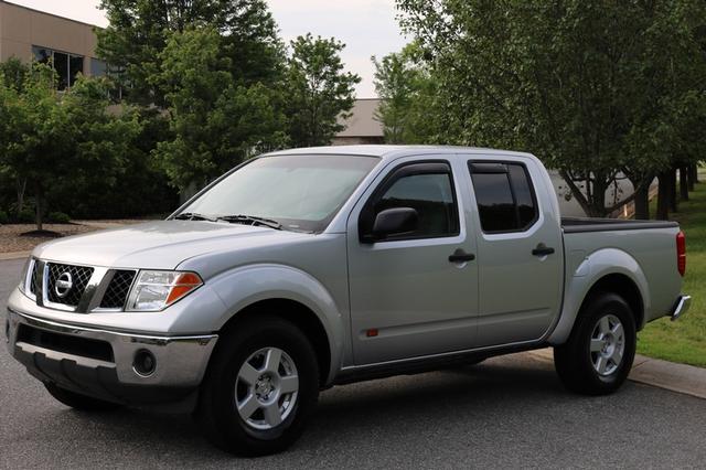 2005 Nissan Frontier SE Mooresville, North Carolina 2