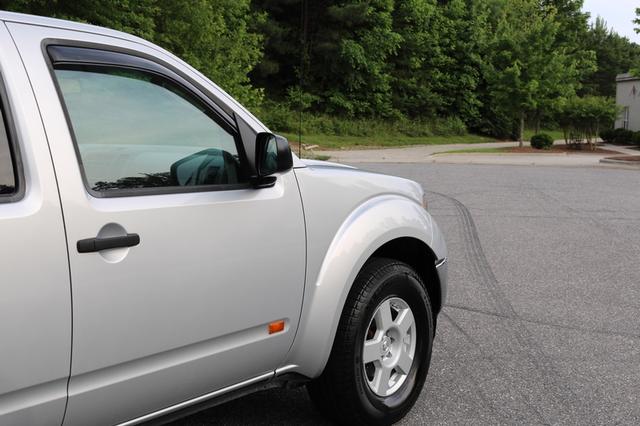 2005 Nissan Frontier SE Mooresville, North Carolina 49