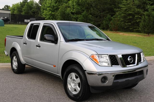 2005 Nissan Frontier SE Mooresville, North Carolina 50