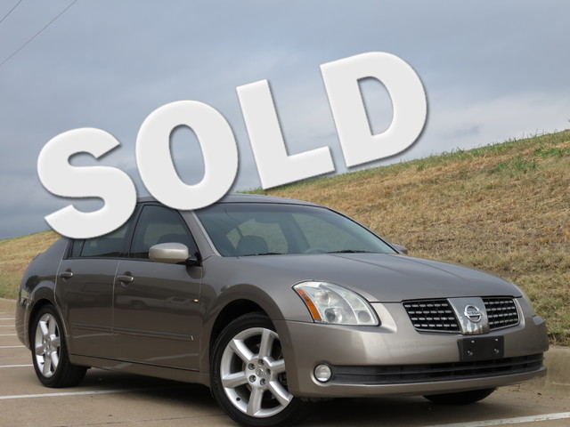 2005 Nissan Maxima 35 SE Excellent value buy She is equipped with leather heated seating power