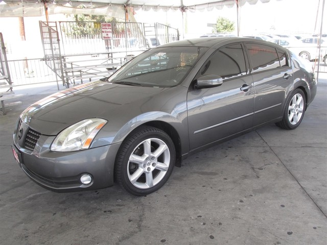 2005 Nissan Maxima 35 SL This particular vehicle has a SALVAGE title Please call or email to che