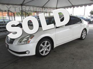 2005 Nissan Maxima 3.5 SE Gardena, California