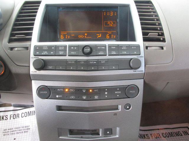 2005 NISSAN MAXIMA 3.5 SE