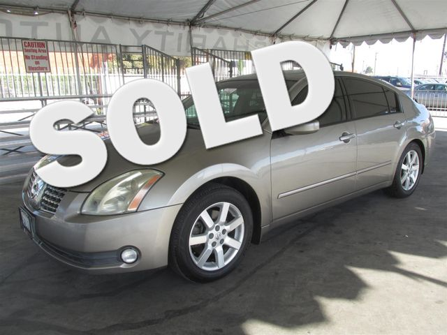 2005 Nissan Maxima 35 SL Please call or e-mail to check availability All of our vehicles are a