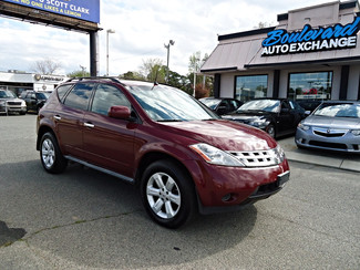 2005 Nissan Murano S Charlotte, North Carolina