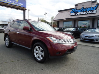 2005 Nissan Murano S Charlotte, North Carolina 2