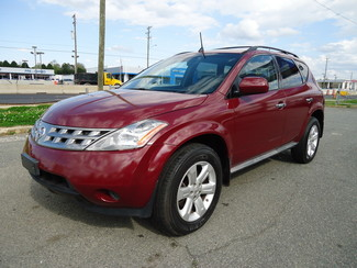 2005 Nissan Murano S Charlotte, North Carolina 8