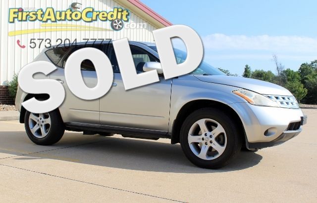 2005 Nissan Murano S | Jackson , MO | First Auto Credit in Jackson  MO