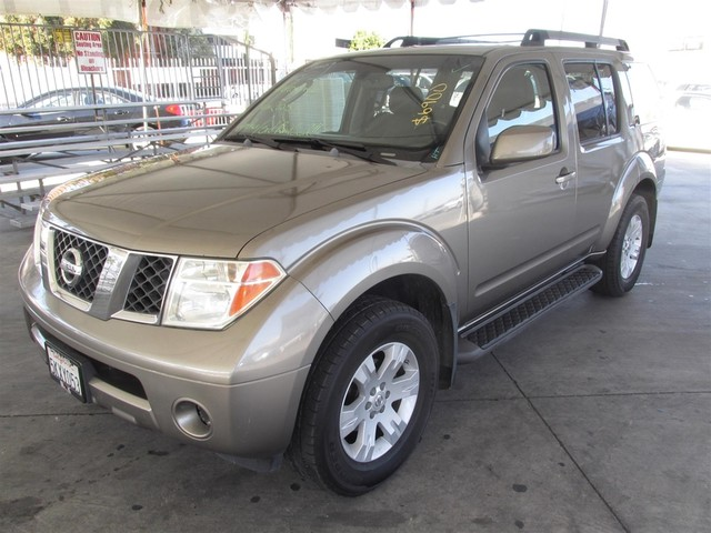 2005 Nissan Pathfinder LE This particular Vehicle comes with 3rd Row Seat Please call or e-mail t
