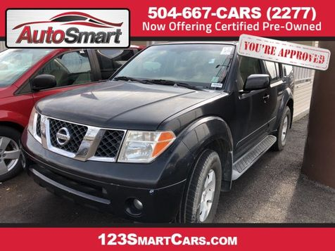 2005 Nissan Pathfinder SE in Harvey, LA