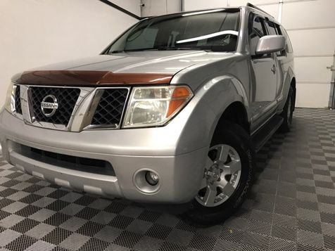 2005 Nissan Pathfinder SE Leather Off Road pkg in Oklahoma City