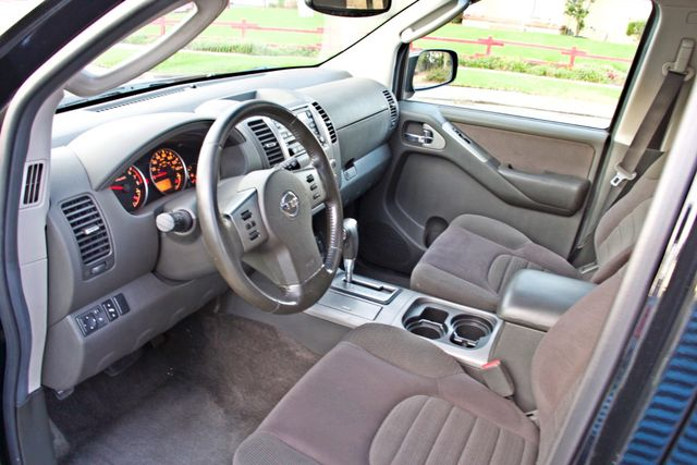 2005 Nissan PATHFINDER SE 3RD ROW SEATS AUTOMATIC ALLOY WHEELS SERIVCE RECORDS Woodland Hills, CA 11