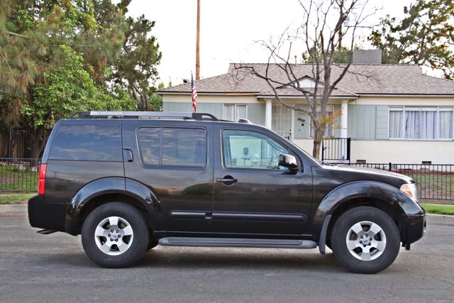 2005 Nissan PATHFINDER SE 3RD ROW SEATS AUTOMATIC ALLOY WHEELS SERIVCE RECORDS Woodland Hills, CA 6