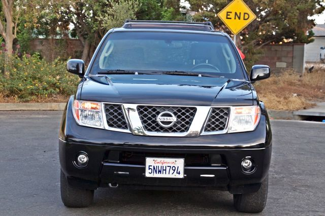 2005 Nissan PATHFINDER SE 3RD ROW SEATS AUTOMATIC ALLOY WHEELS SERIVCE RECORDS Woodland Hills, CA 8