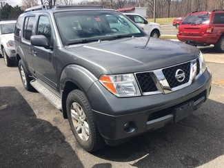 2005 Nissan Pathfinder in West Springfield, MA