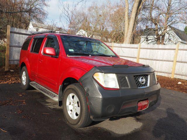 2005 Nissan Pathfinder SE | Whitman, Massachusetts | Martin's Pre-Owned