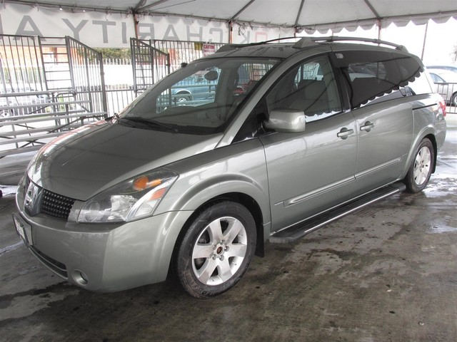 2005 Nissan Quest SE This particular Vehicle comes with 3rd Row Seat Please call or e-mail to che